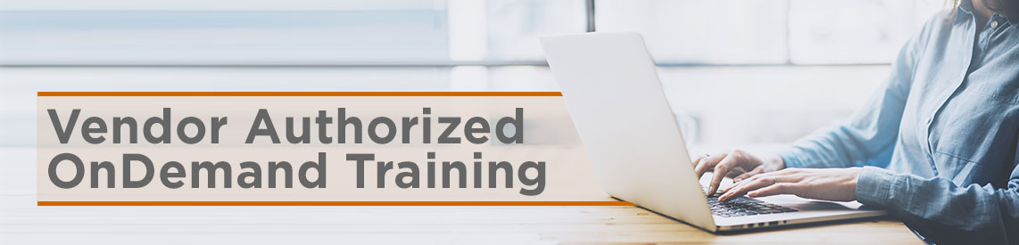 Vendor Authorized On Demand Training from New Horizons