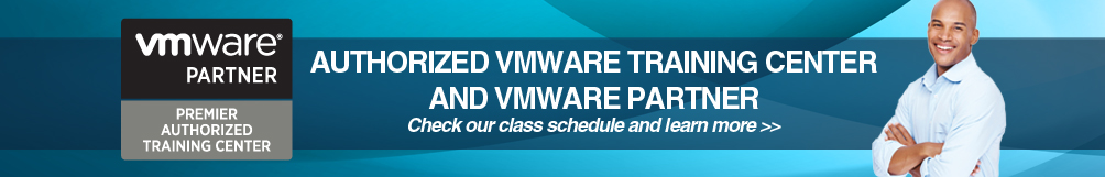 VMware Training at New Horizons